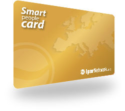 Scopri la Smart People Card Gold - Iscriviti a IperNetwork.net