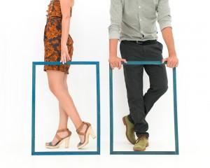 scarpe donna e uomo