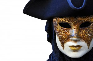 maschera Carnevale italiano